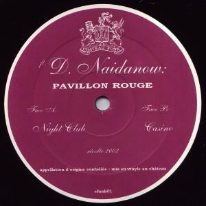 Pavillon Rouge EP 12″ ( Night Club / Casino )