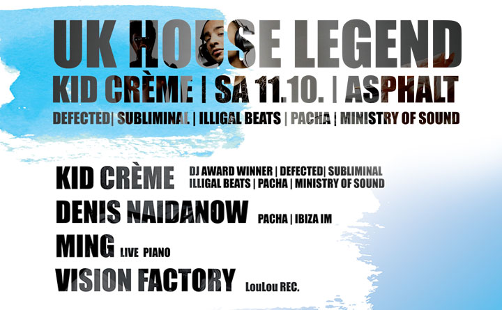 UK House Legends 11.10.2014