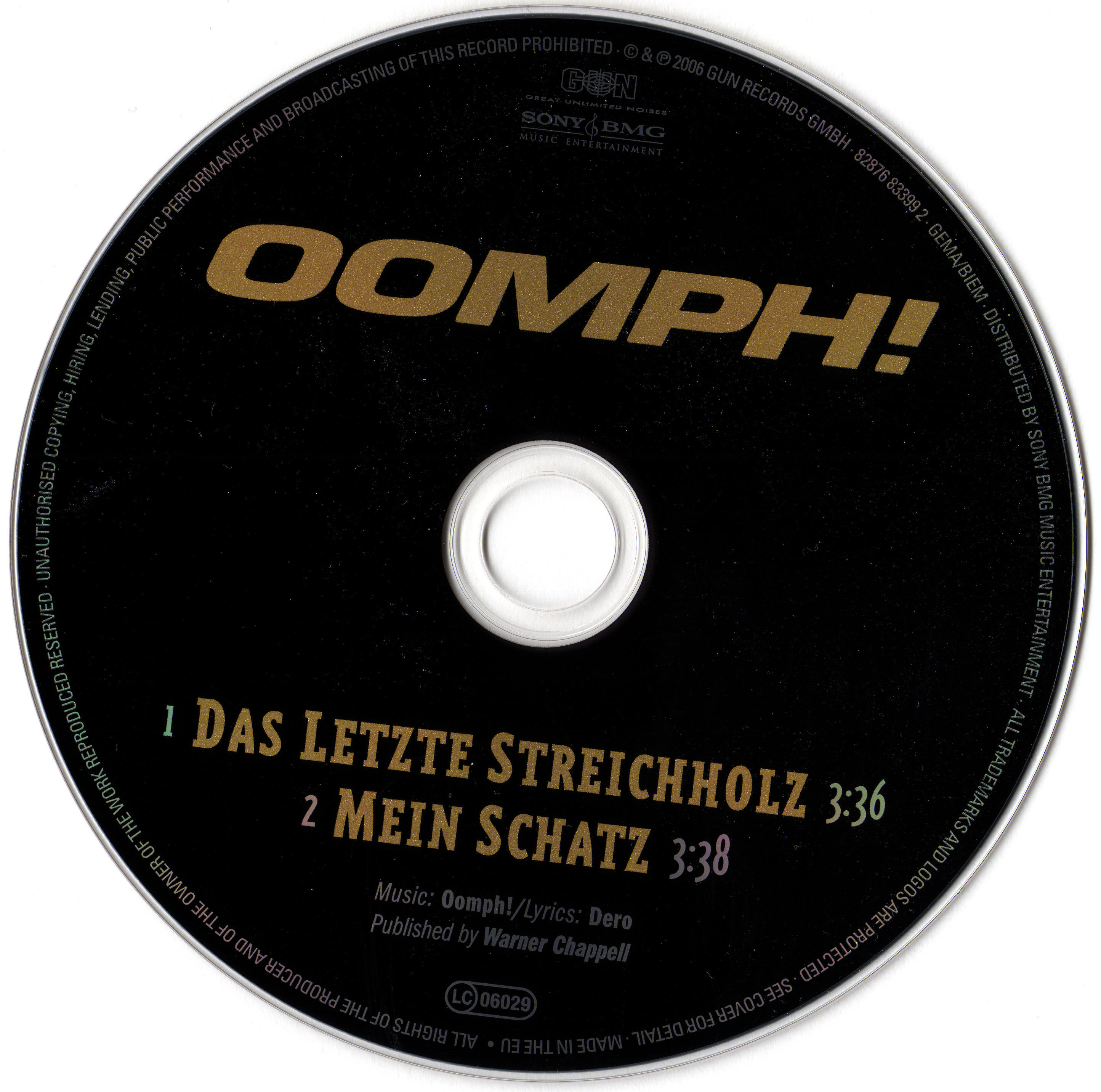 OOMPH! 2006 REMIX