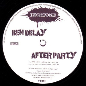 BEN DELAY – AFTER PARTY 2006 REMIX