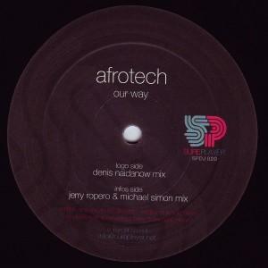 AFROTECH 2007 REMIX