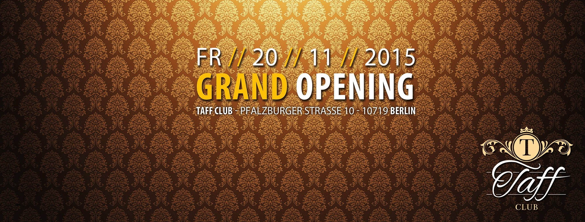 TAFF CLUB BERLIN